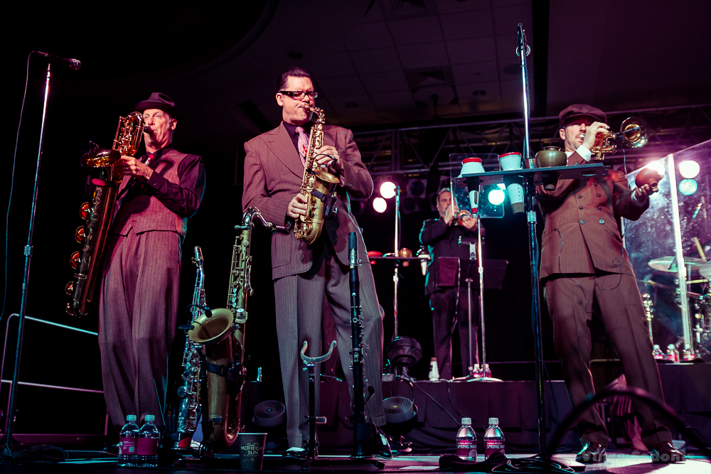 Big Bad Voodoo Daddy Mohegan Sun At Pocono Downs