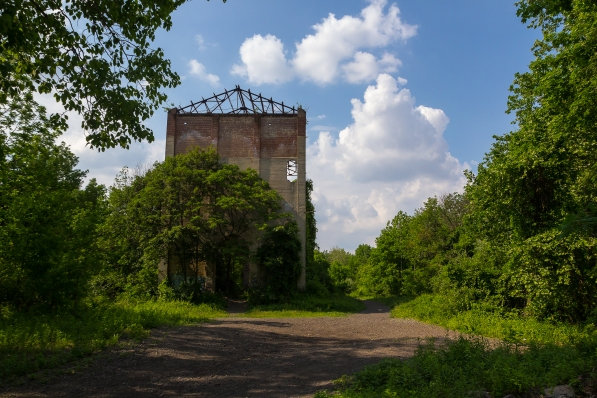 Abandoned Cement Factory 17