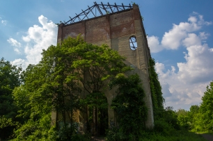 Abandoned Cement Factory 20