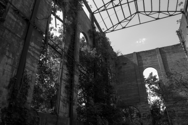 Abandoned Cement Factory 4