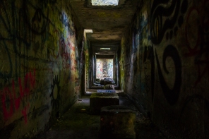 Abandoned Cement Factory 9