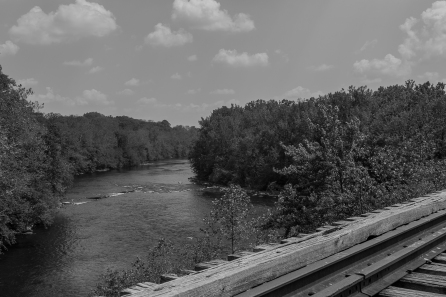 Abandoned Train Tracks 10
