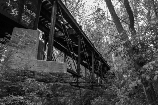Abandoned Train Tracks 13