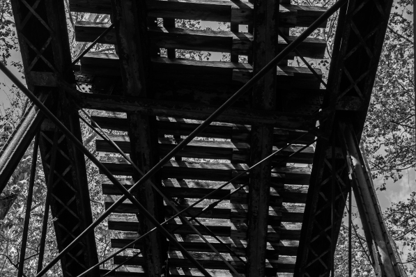 Abandoned Train Tracks 16