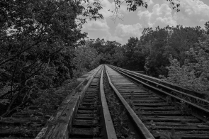 Abandoned Train Tracks 2