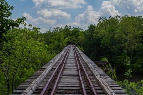 Abandoned Train Tracks 3