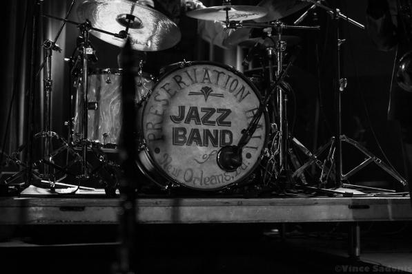 Preservation Jazz Hall Band 1