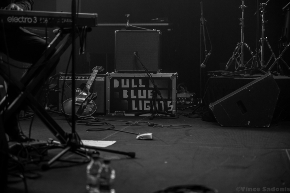 The Dull Blue Lights 45