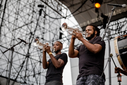 New Breed Brass Band 10