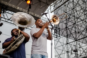 New Breed Brass Band 4