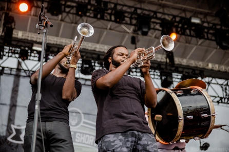 New Breed Brass Band 50